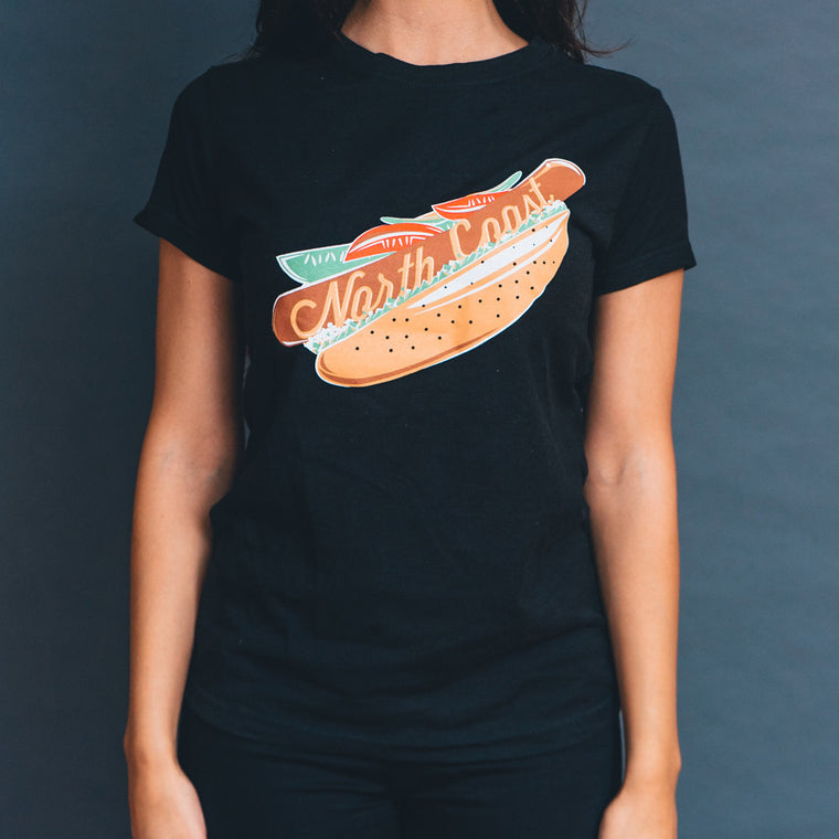 NCMF 2014 Chicago Dog T-Shirt