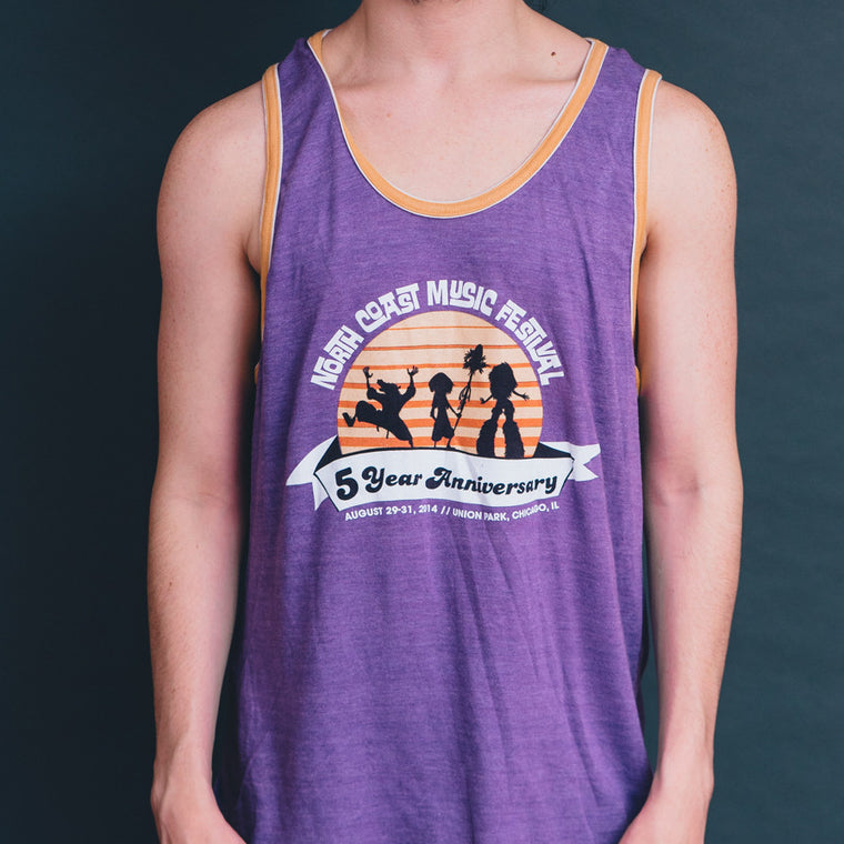 NCMF 2014 Five Year Anniversary Tank