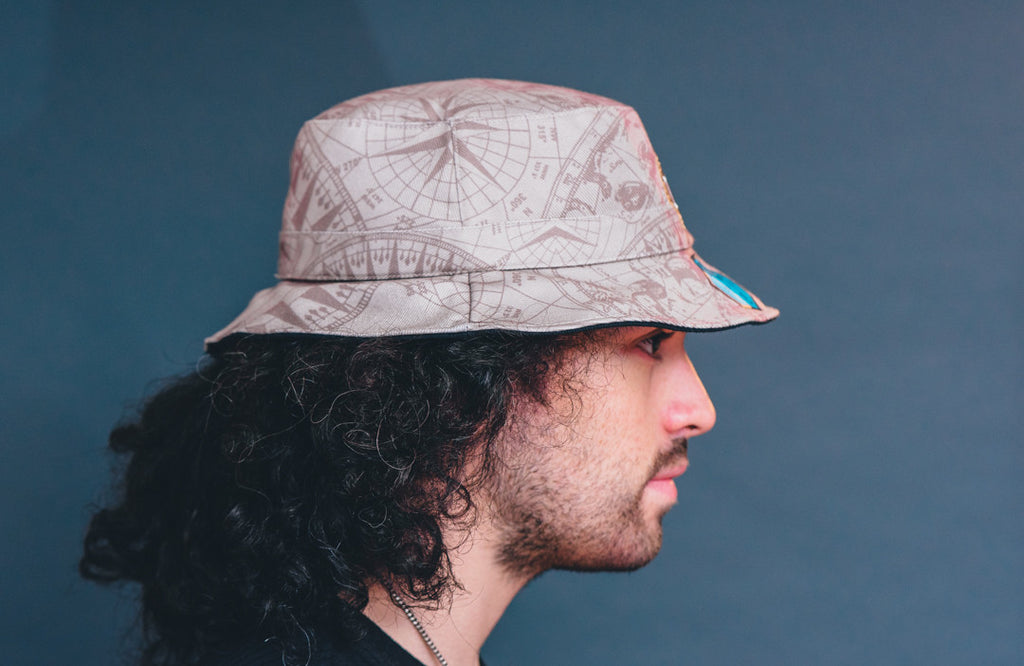 NCMF 2016 Grass Roots Bucket Hat