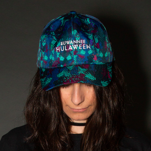 Hulaween 2018 Grassroots Dad Hat