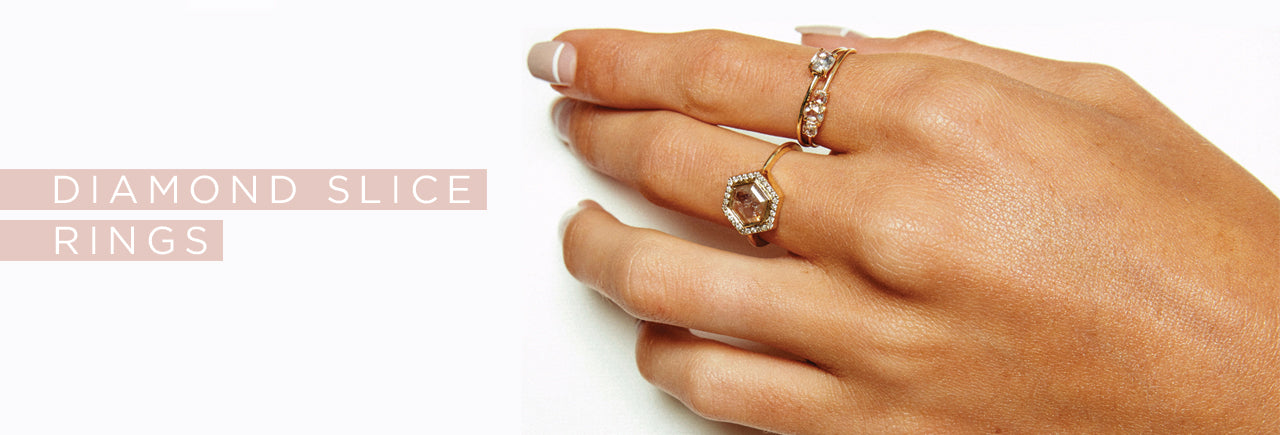 Diamond Slice Rings