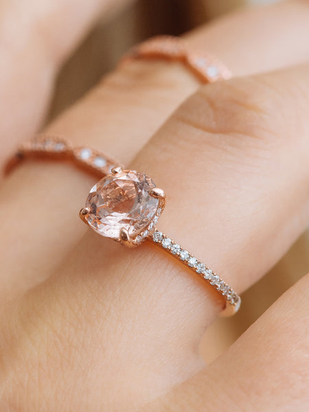 The Kaia Ring Setting (Round)