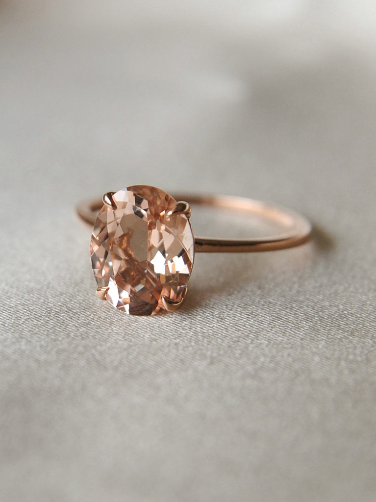 The Stella Ring- Oval