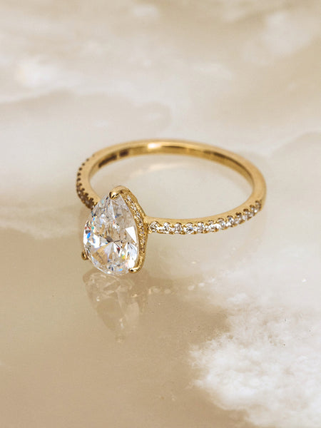 The Kaia Ring- Pear