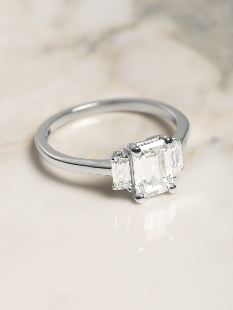 The Alexandra Ring Setting