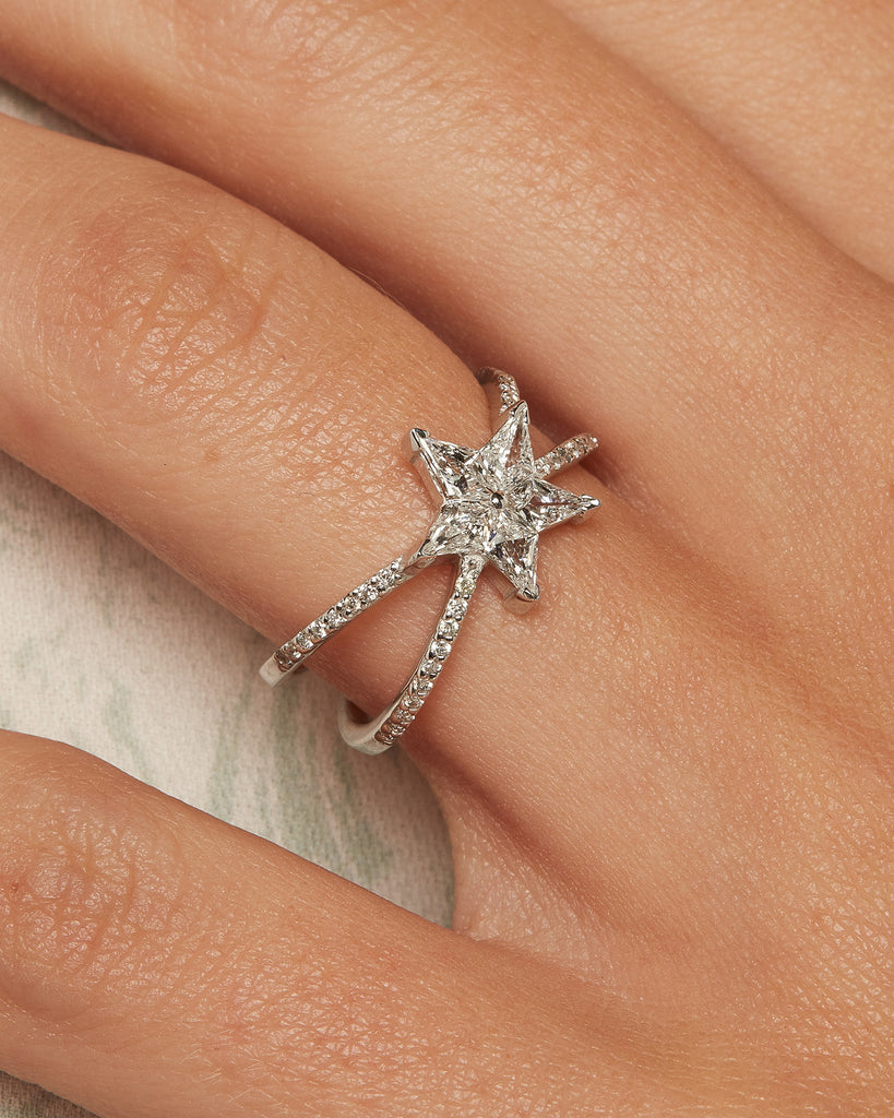 The Estrella Ring Setting
