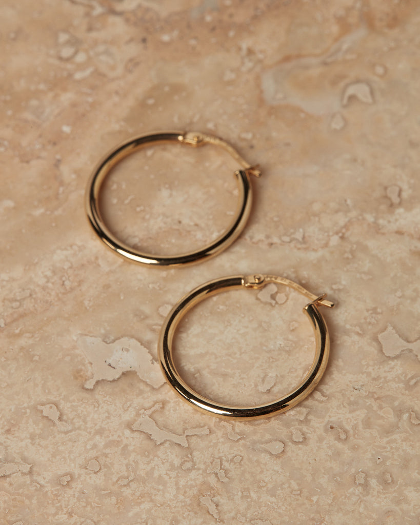The Classic Tube Hoops- 2mm