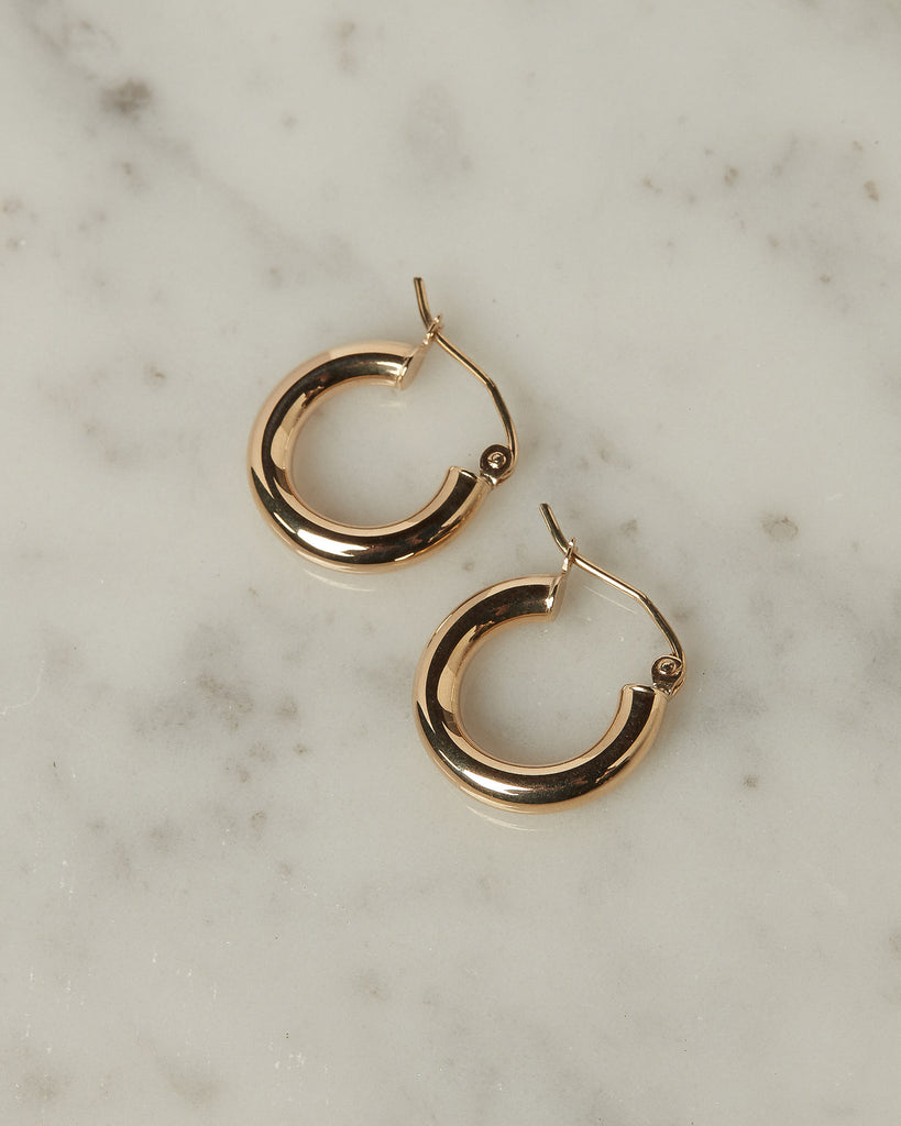 The Mini Amalfi Hoops