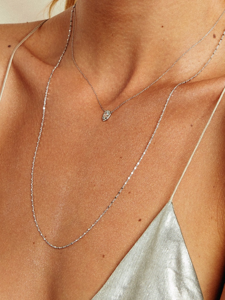 The Square Bead Chain