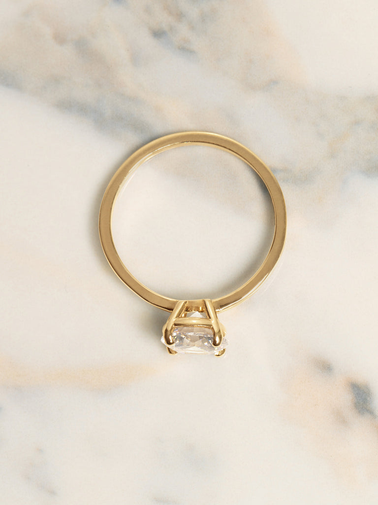 The Stella Ring Setting (Round)