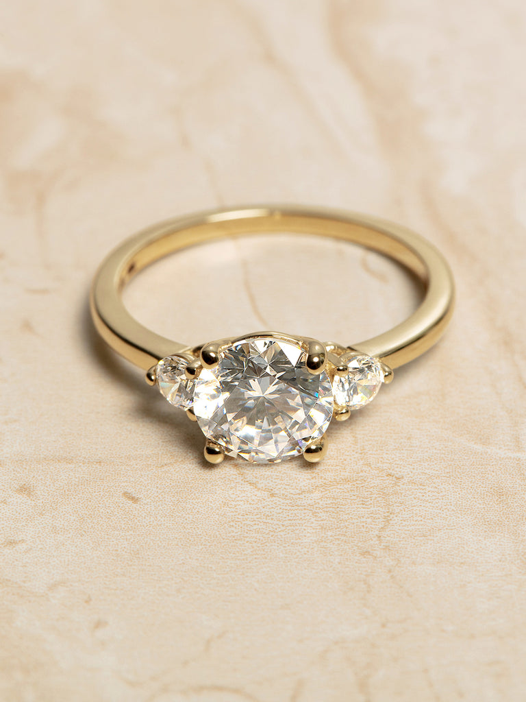 The Elizabeth Ring Setting