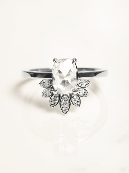 The Lucinda Ring Setting [SAMPLE SALE]