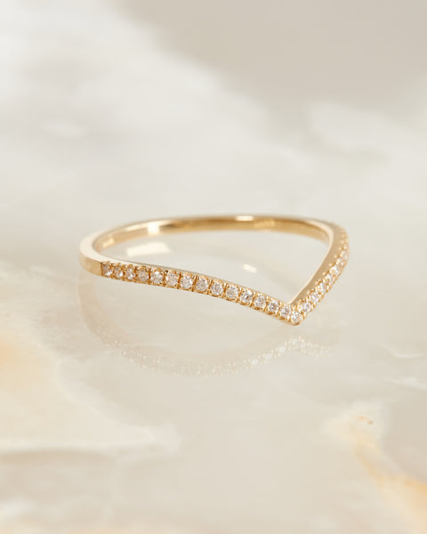 The Petite Pave V Band