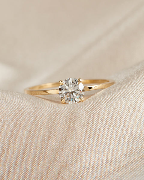 The Baby Stella Ring- Round