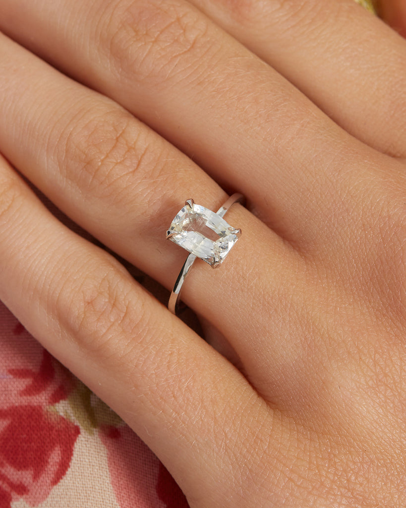 The Stella Ring Setting (Radiant)