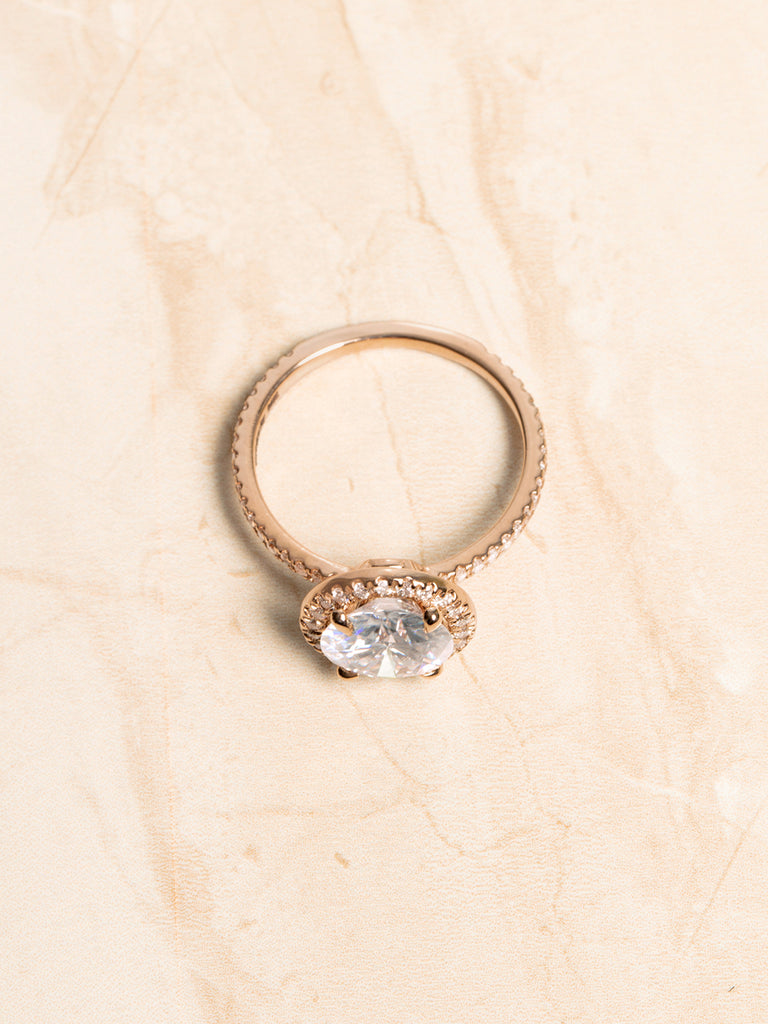 The Valentina Ring Setting (Round)