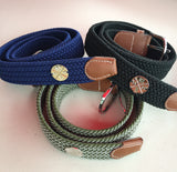 Mavi canvas belt