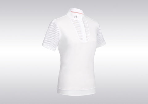 Apolline short sleeves show shirt