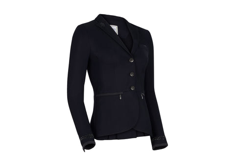 Shamshield Victorine Embroidery show jacket
