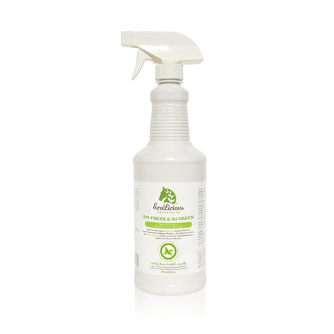 Ecolicious So Fresh & So Green Equine Body Spray