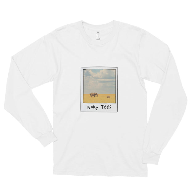 Polaroid Long Sleeve Top (Unisex)
