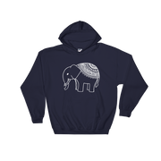 Elephant Sweatshirt (5 colors, Unisex)