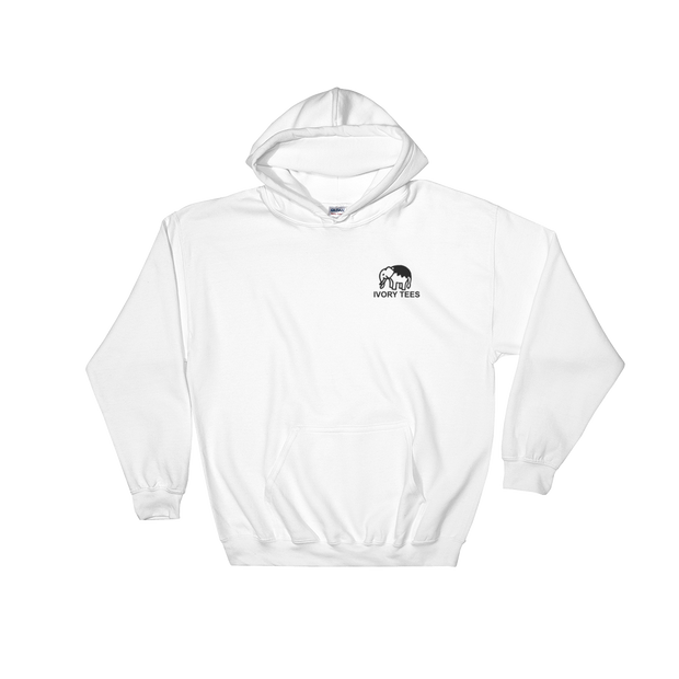 Hooded Logo Sweatshirt (5 colors, Unisex)