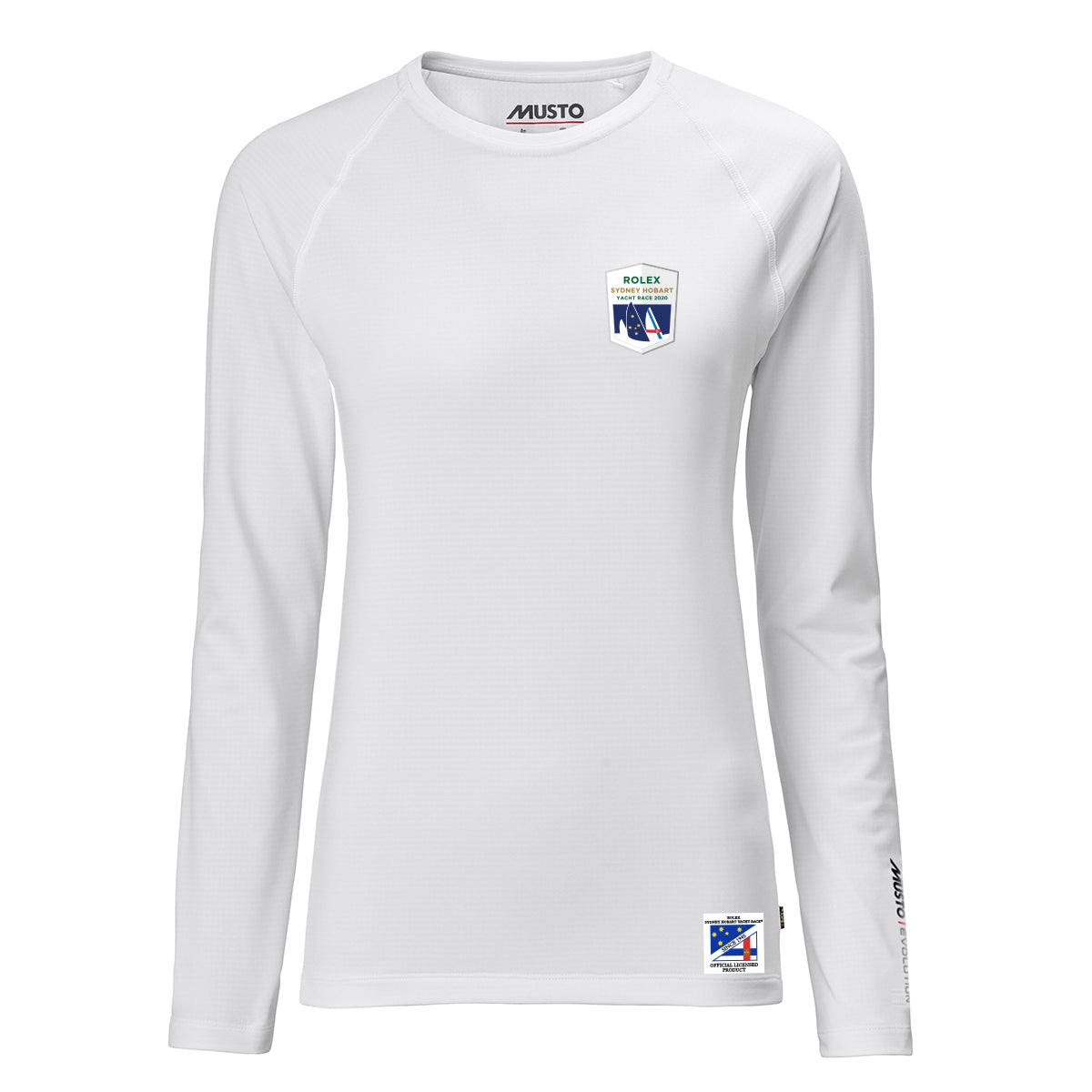 RSHYR20 - Map Long Sleeve T-Shirt (Women's)