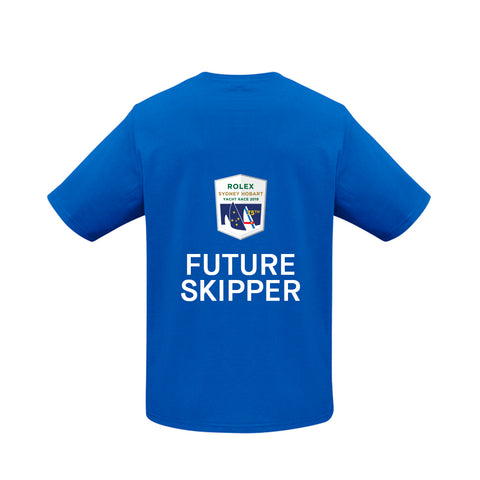 RSHYR19 Kids' Future Skipper Tee - Surf