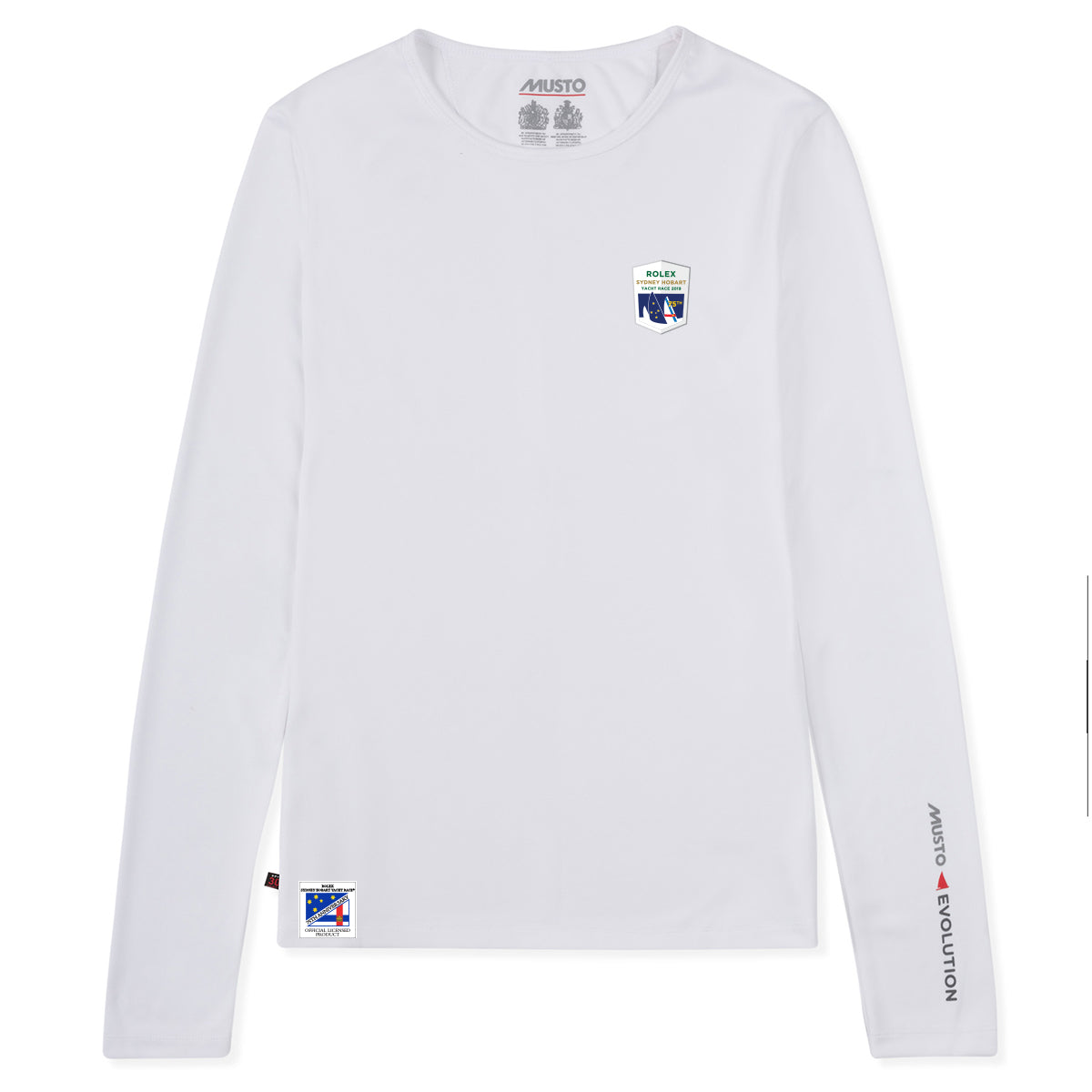 RSHYR19 Women's Boat Name LS Tee