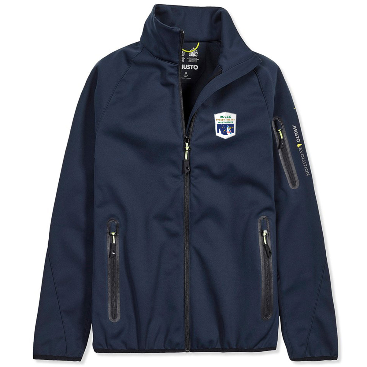 RSHYR19 Women's Crew Soft Shell Jacket