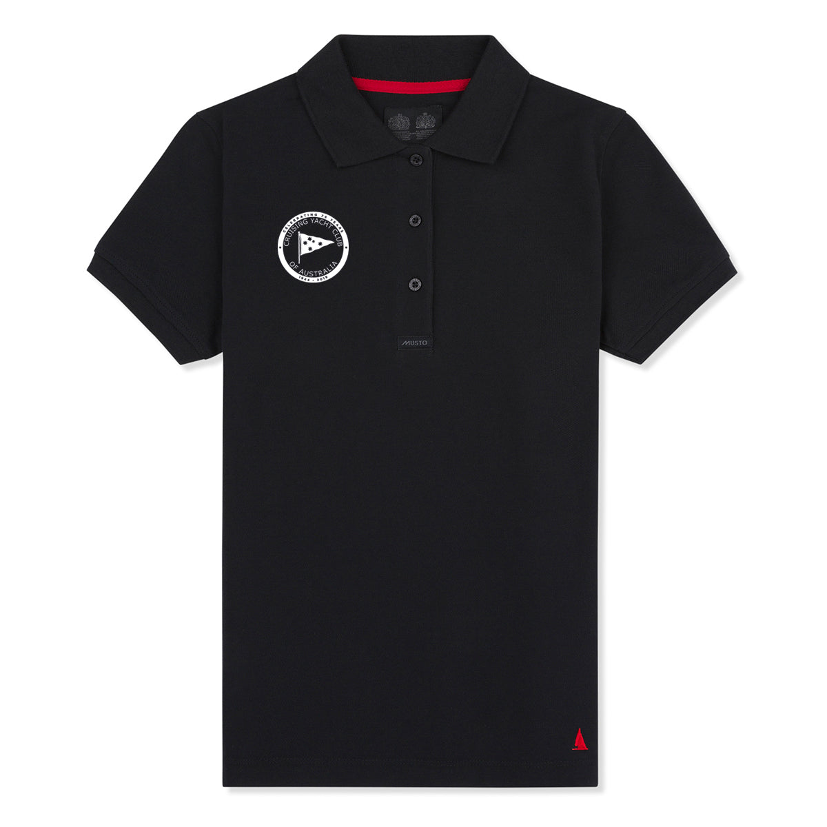 Women's 75th Pique Polo