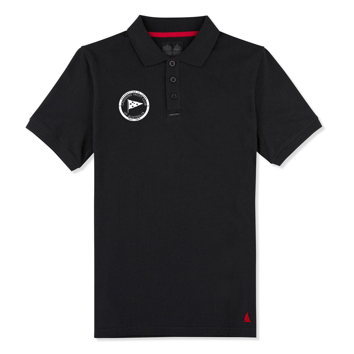 Men's 75th Pique Polo