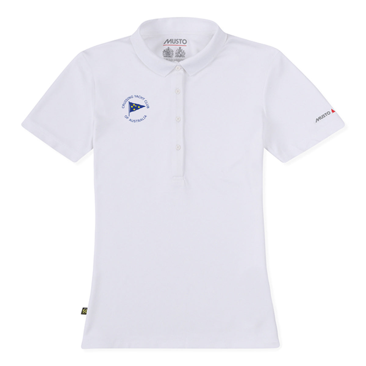 Women's Sunshield SS Polo