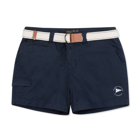 Women's Tack Cotton Short