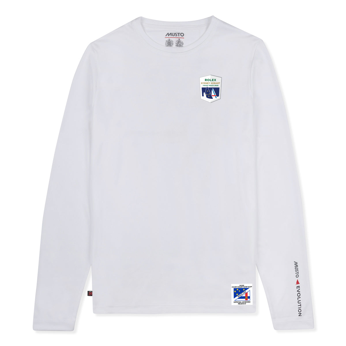 RSHYR20 - Map Long Sleeve T-Shirt (Men's)