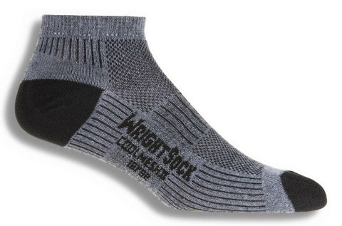 Wrightsock Coolmesh II - Lo Quarter
