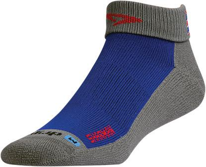 Specialty Sharman Socks - Drymax Specialty - Sharman 1/4 Crew Turndown