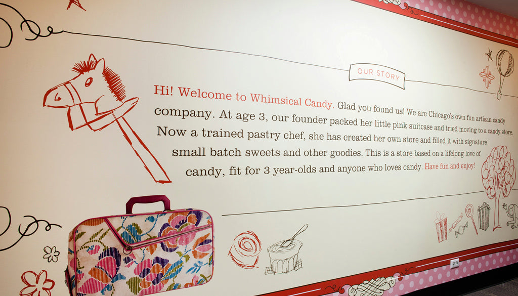 Our Chicago Shop – Whimsical Candy