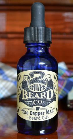 2 Guys The Dapper Man Beard Oil
