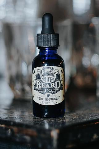 2 Guys Giovanni Beard Oil