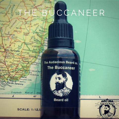The Audacious Buccaneer Beard Oil 30ml