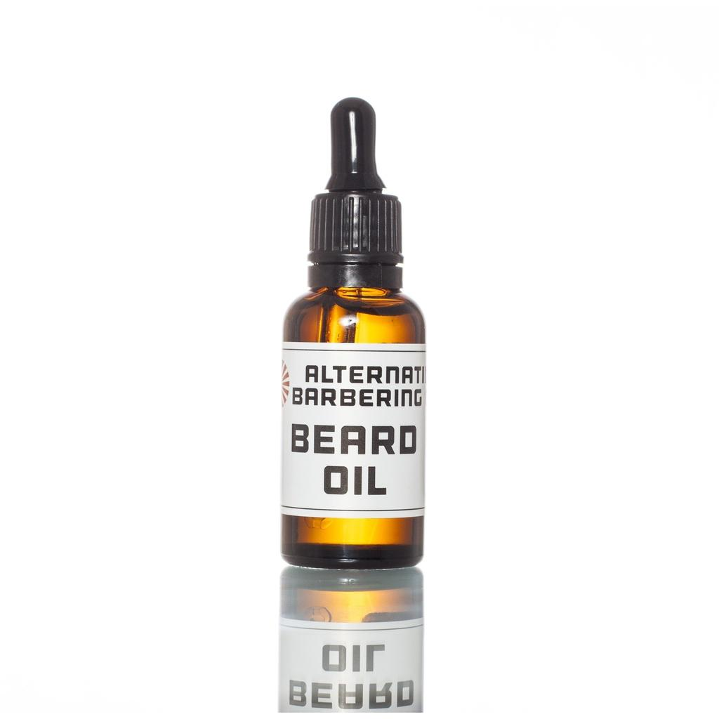 ALTERNATIVE BARBERING CO BEARD OIL