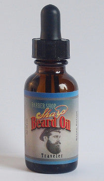 Barber Shop Sharp - Traveler Beard Oil 1oz
