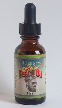 Barber Shop Sharp - Lumberman Beard Oil 1oz