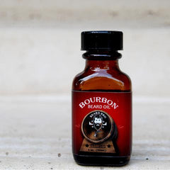 The Beard Bro Bourbon Beard Oil 1 oz