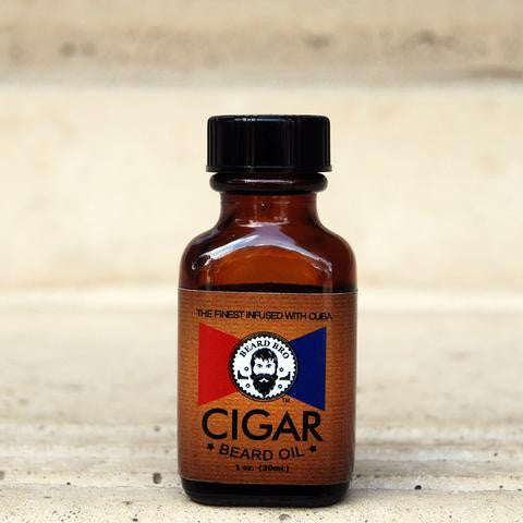 The Beard Bro Cigar Beard Oil 1 oz