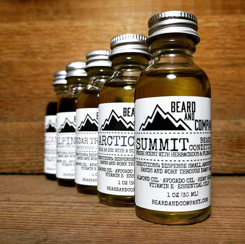Beard & Company Artic Beard Oil