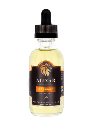 Alizar Beard Oils - Cedarwood 60ml