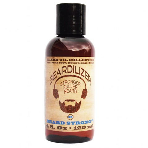 Beardilizer Beard Strong #69 Beard Oil